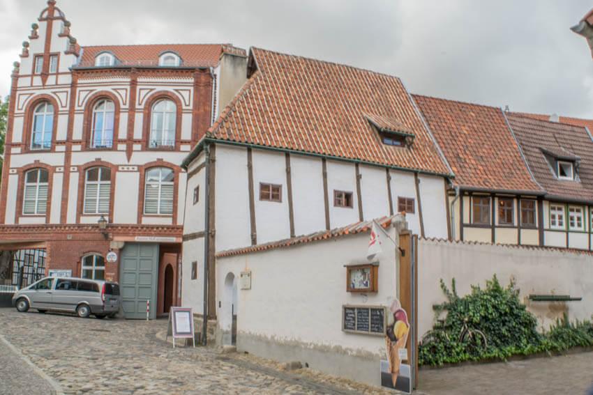 Fachwerkmuseum Ständerbau Quedlinburg