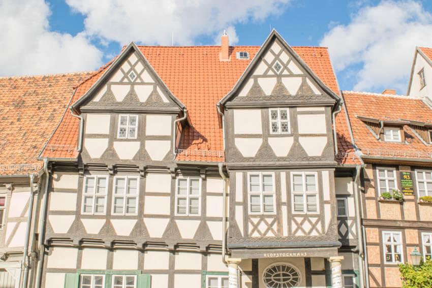 Kloppstockhaus Schlossplatz