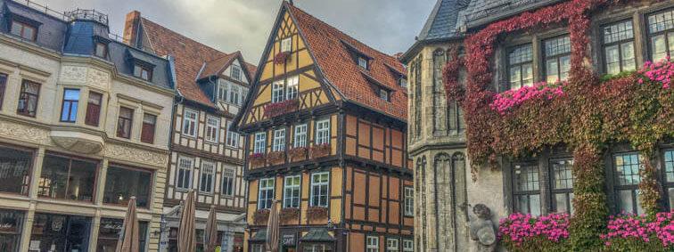 Kurztrip nach Quedlinburg