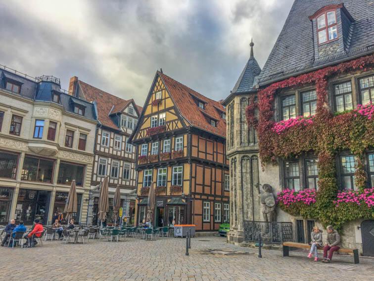 Kurztrip nach Quedlinburg - Von Fachwerk, Hexen & Natur im Harz - Reiseblog Gecko Footsteps