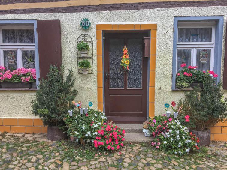 Münzenberg Häuser