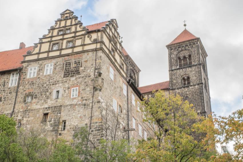Schloss und Stiftskirche St. Servatius Quedlinburg
