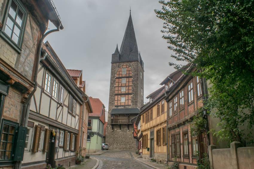 Schreckensturm Quedlinburg